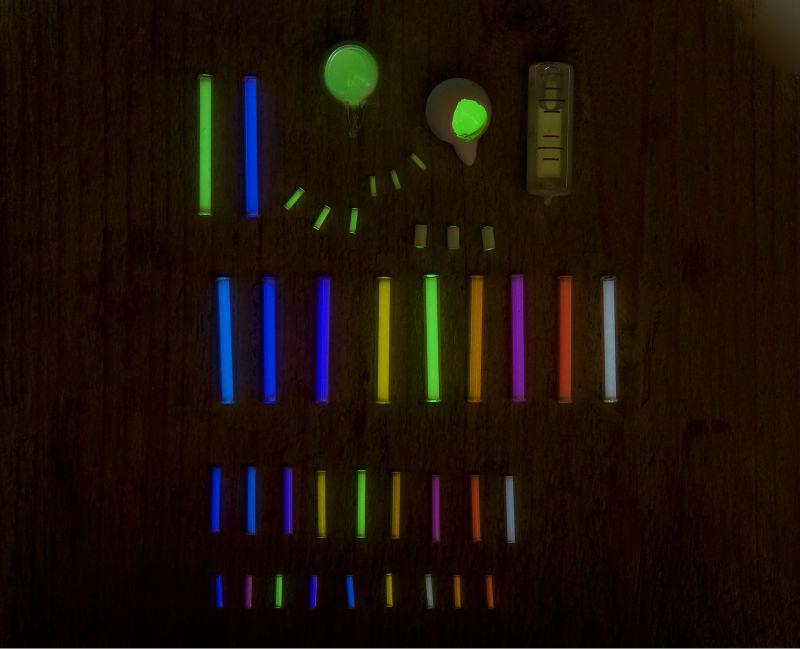 Tritium light