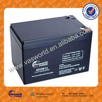UPS inverter battery charger battery 12v12ah