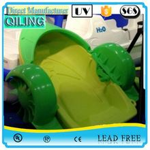 ce approved aqua park rides children foot paddle boats hire