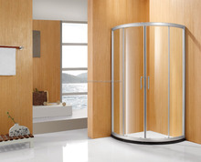 Frame Shower room Tempered Glass Shower Enclosure