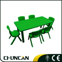 2017 Most popular And Colorful Children Plastic Chairs&Tables