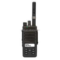 New radio with High gain antenna for walkie talkie