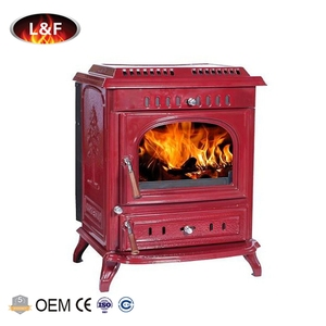 Russia Winter Indoor Heater Cast Iron Boiler Wood Burning Stoves