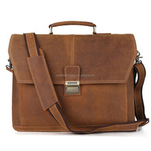 Handmade Vintage Leather Men Messenger Bag 7083