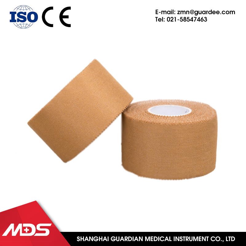 Rayon rigid sport kinesiology sports skin color surgical tape