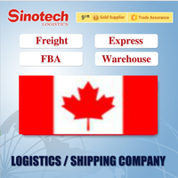 courier service to canada freight forwarding company