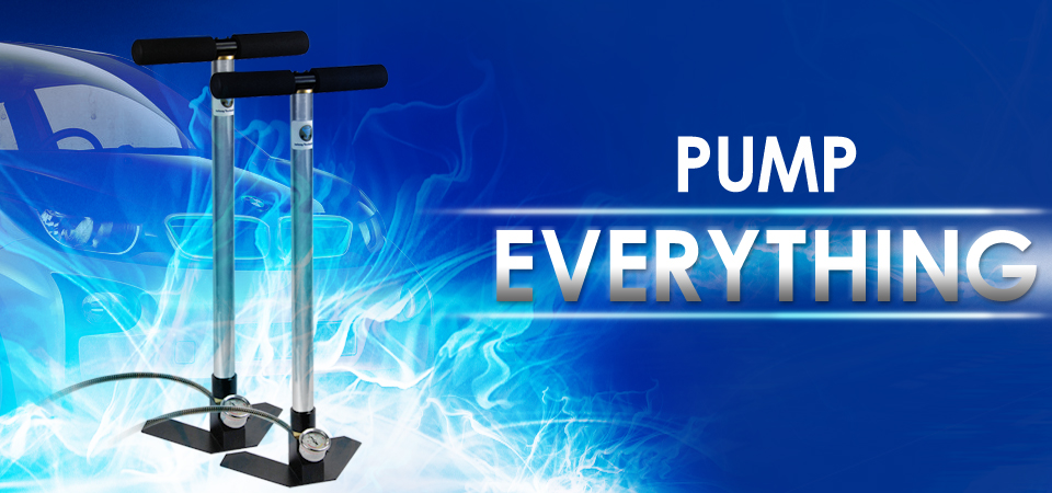 4500psi pcp hand pump high pressure 310bar with filter for sale