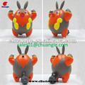 Customized Small Plastic Toys , Cartoon Dolls for Kids, Plastic Animal Figure