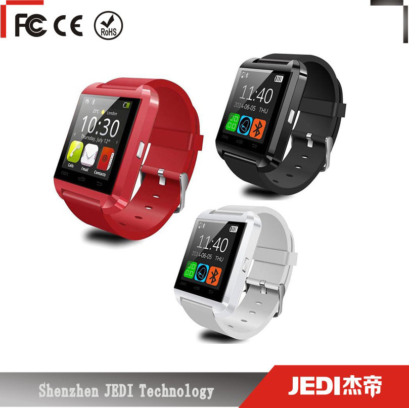 U80 smart watch oem for mobile phone android