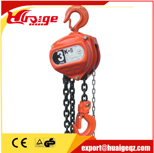 VC-A/Vital/VT chain block manual chain pulley block