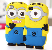 For iPhone 6 Despicable Me Silicone Case Cover