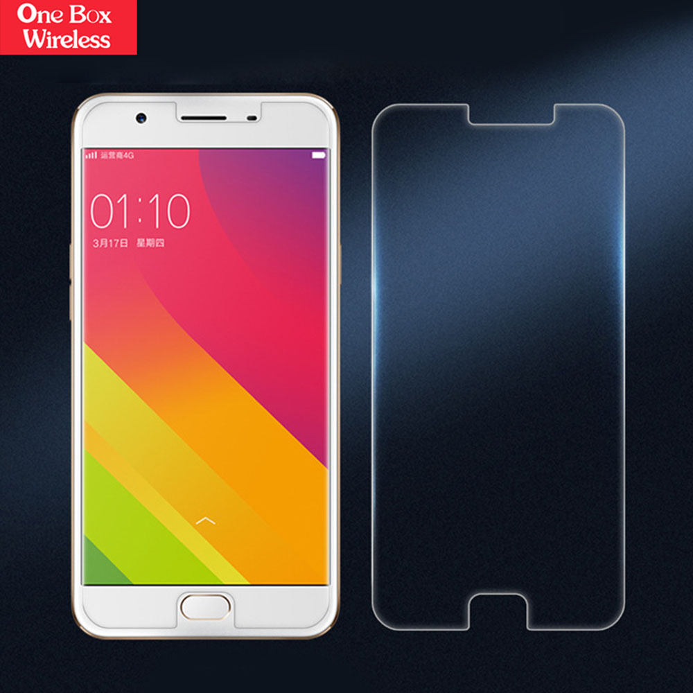 Tempered Glass LCD Screen Protector Film Guard for Oppo F1S