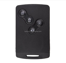 Replacement keyless entry remote key Megane card for Renault PCF7952