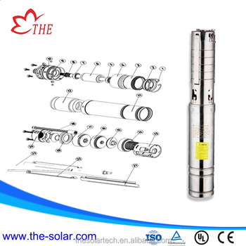 Price solar water pump for irrigation