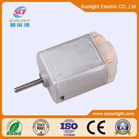 PM brush 1.2v high torque Dc Motor