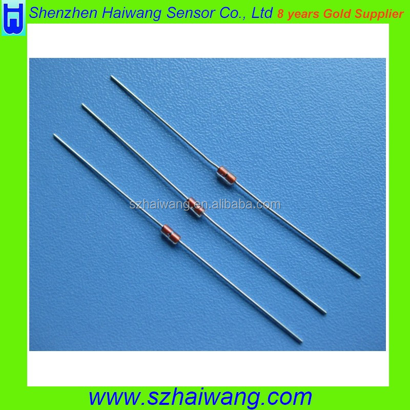 NTC Thermistor Temperature Sensor NTC MF58 3950 B 100K ohm 1%