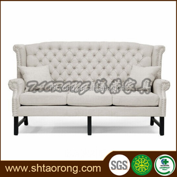 High back chesterfield sofa SO-199