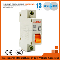 6KA breaking capacity C20A 1P miniature circuit breaker,mcb,with competitive price made in chinese factory