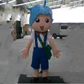 Hola little boy mascot costume/cartoon mascot costumes for adult