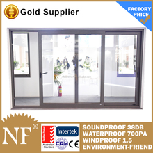 aluminium thermal break rv sliding doors