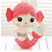 High quantity Beautiful Lovely Stuffed Little Mermaid Doll Plush Toy
