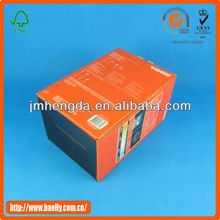 Fashion OEM design full manufacturers small color printing multi-layer corrugated paper box