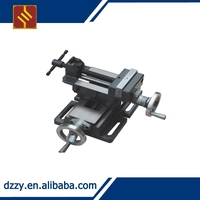 Precision Cross Slide Vise for Milling and Drilling Machines