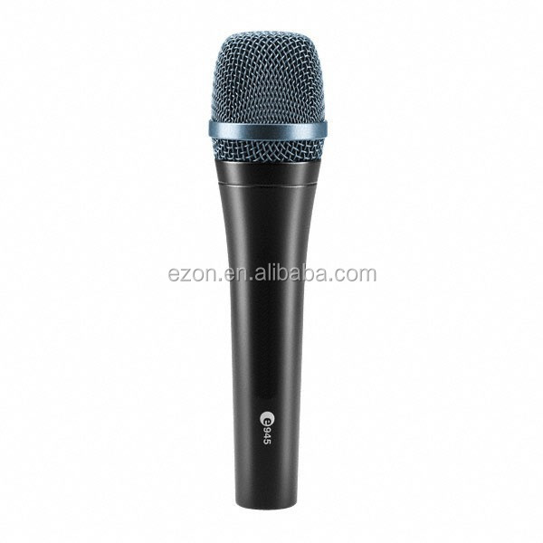 Vocal Microphone,Dynamic super-cardioid vocal microphone ,wired microphone E945
