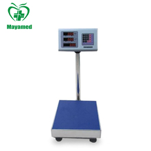 MY-G073 Guangzhou Factory Price Smart Electronic Platform 100Kg Computing Digital pricing platform Weighing Scale for sale