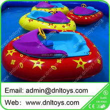 New product inflatable bumper boat for water pool