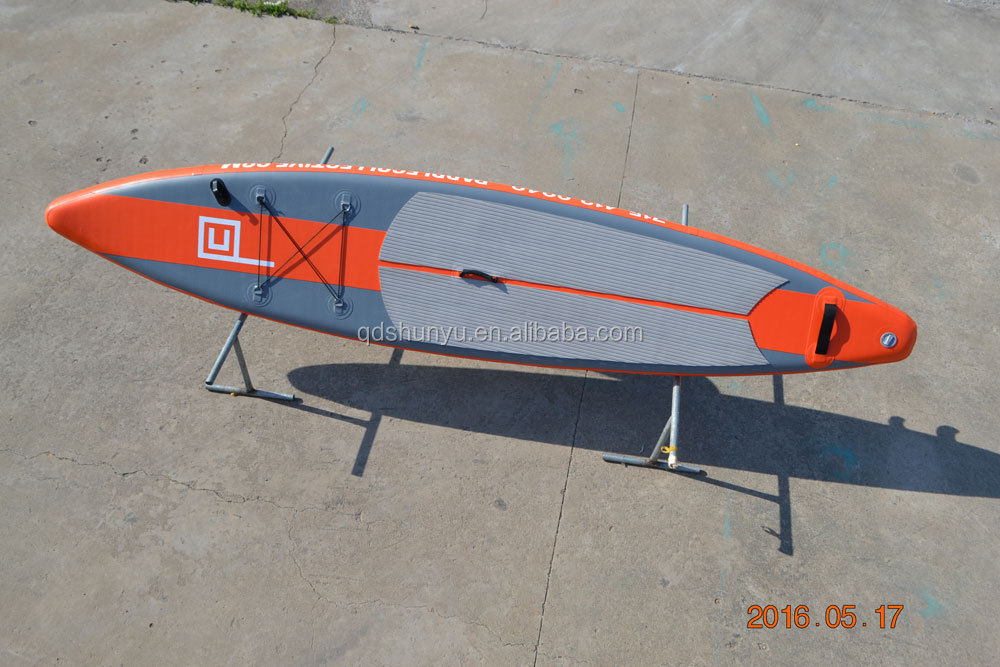 2016 CE inflatable stand up paddle board for racing