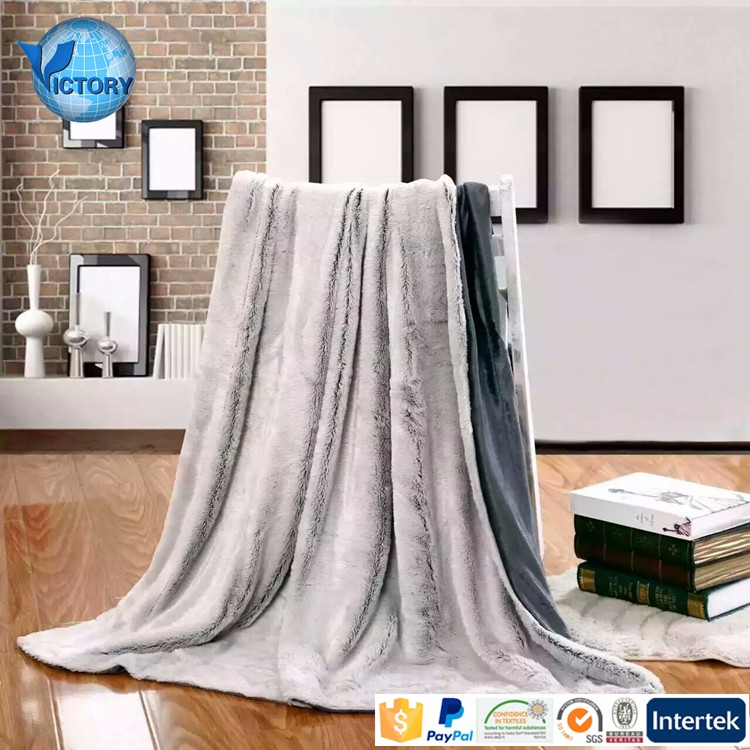 100 Polyester Double Side Fleece Blanket,PV Plush Blanket and Velboa Fleece Blanket