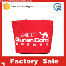 eco Art Canvas Tote Bag for Tourism promotion advertising