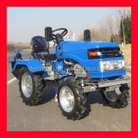 Chinese smallest farm tractor 15hp