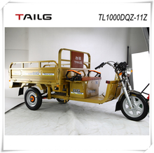 tailg/tailing 3 wheel electric vehicle with high carrying 1000w electric tricycle for sales TL1000QDZ-11Z