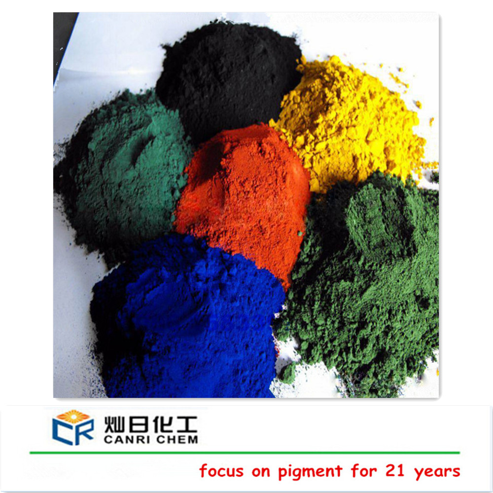 colorant pigment iron oxide red y101 (pr101) fe2o3 for wall coating