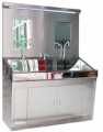 Alibaba china stainless steel medical sink hospital hand wash sink/wash sink