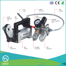 UTL High Demand Products Pneumatic Air Terminal Cable Wire Stripping Machines