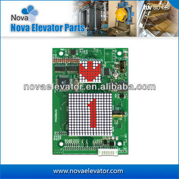 Dot-matrix LED Display, Elevator Display Module for Elevator COP, LOP and HOP