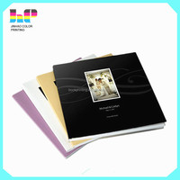 Publications book printing, softcover brochure printing service