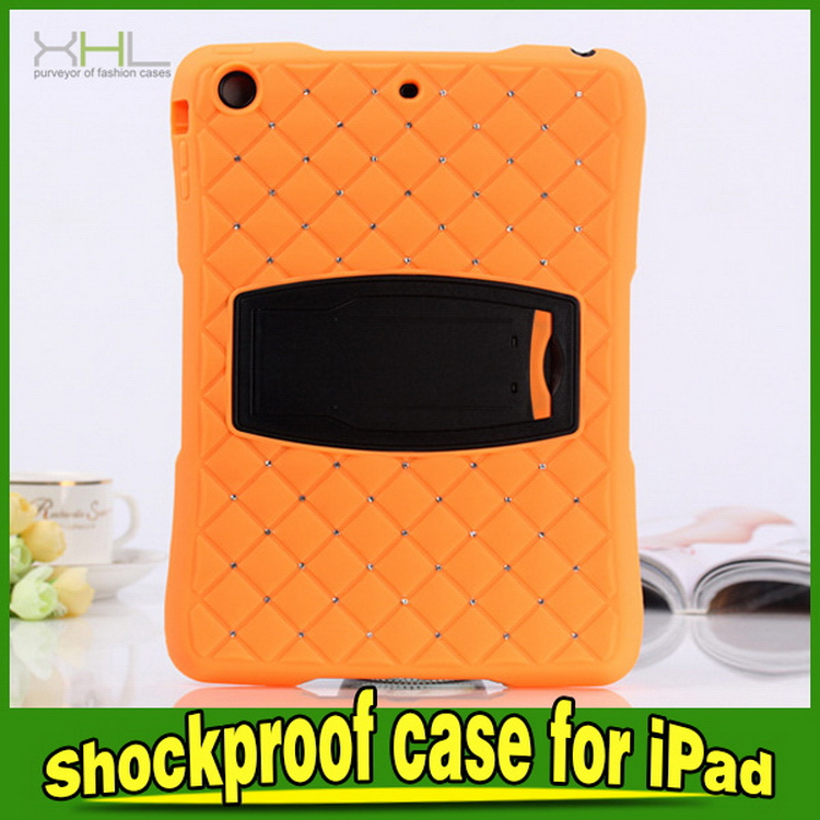 Super quality latest robot case for ipad mini