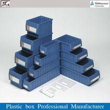 plastic bin for spare parts tool box plastic drawer bins