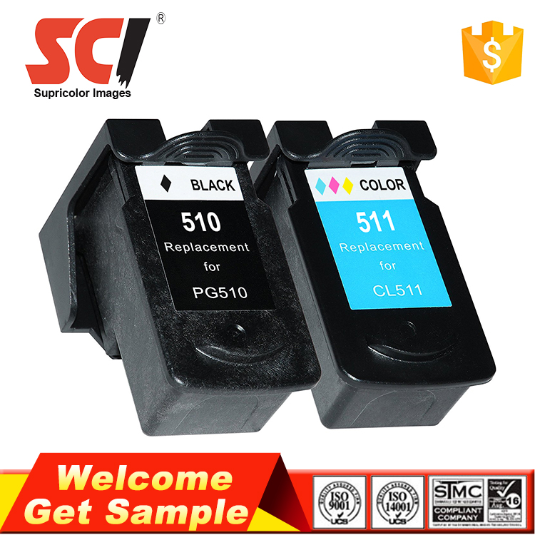 PG-510XL PG-510 ink cartridge for Pixma IP2700 MP240 MP250 MP260 MP270 MP280