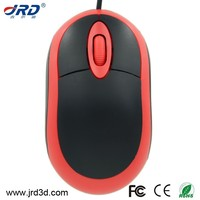 Computer Accessory Optical Wired USB Mouse for Laptop Desktop