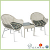 Small Garden Patio Salon Garden Sofa