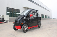 ECC/ce/eec approved china manufacturer electric cars for disabled small electric cars for sale without driving licence