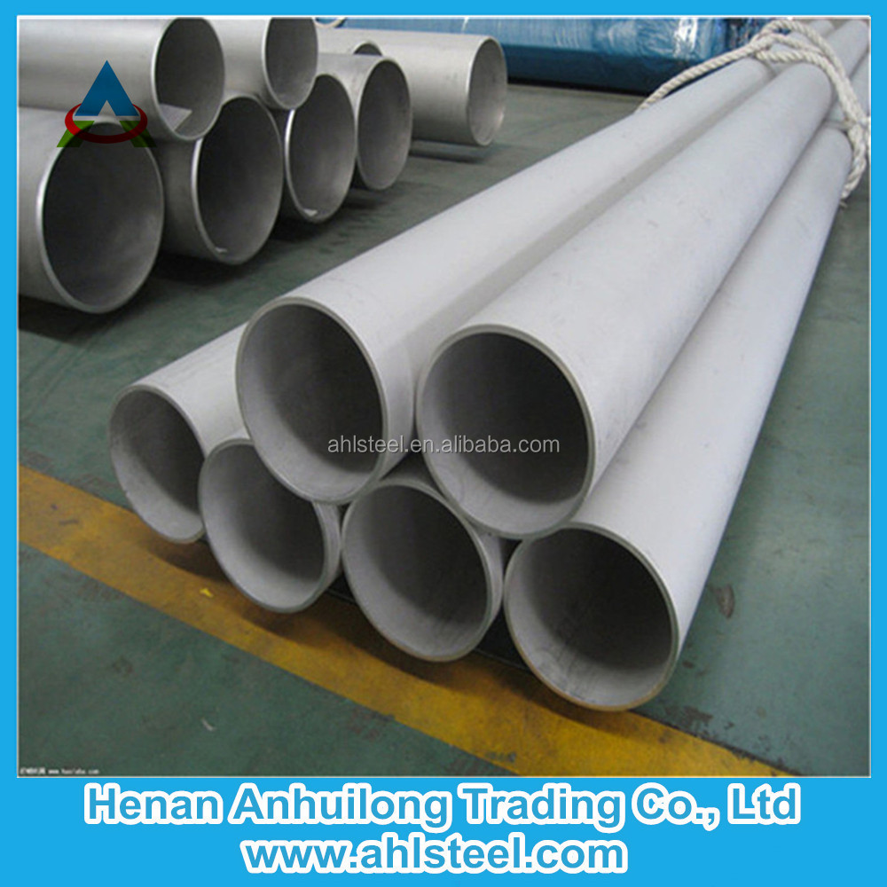 Stainless steel pipe for sanitary, food industry, decoration, construction and industry instrument oil piping