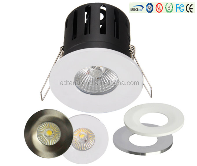 LED Reccessed ceiling Light Mini COB LED dimmable Downlight