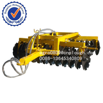 GRADA DE DISCO Hydraulic heavy duty offset disc harrow price