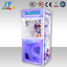 CY-TM21 - Plush toys claw crane machines for sale